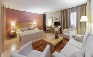 Habitación Junior Suite- Hotel Restón Valdemoro