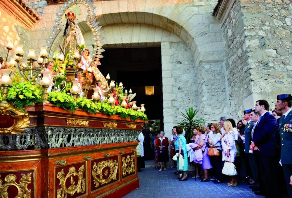 Fiestas de Nuestra Señora del Rosario 2017 en Valdemoro