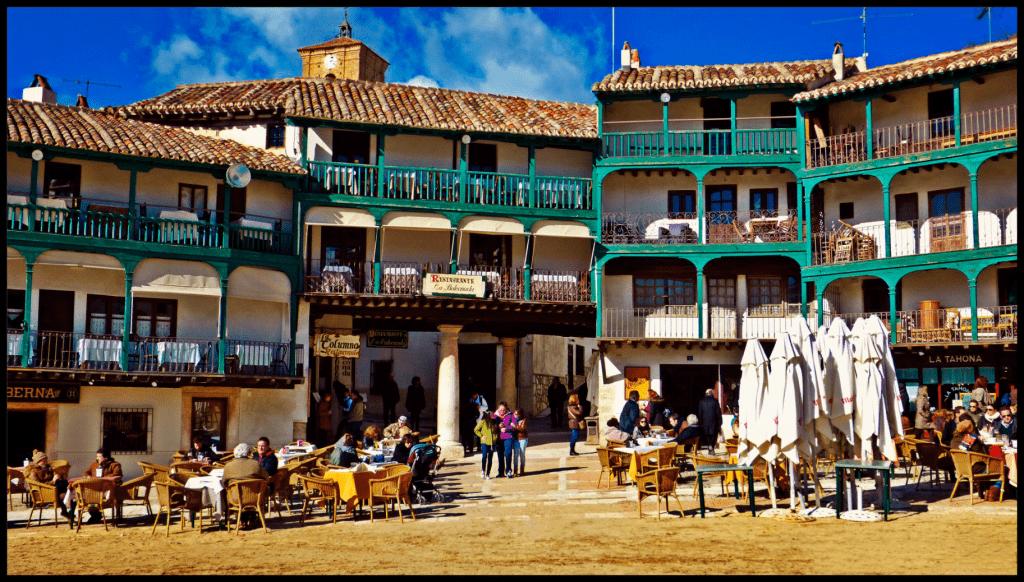 pueblos con encanto cerca de Valdemoro
