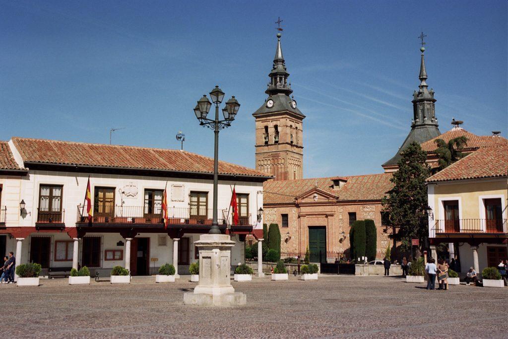 Pueblos con encanto cerca de Madrid- Navalcarnero